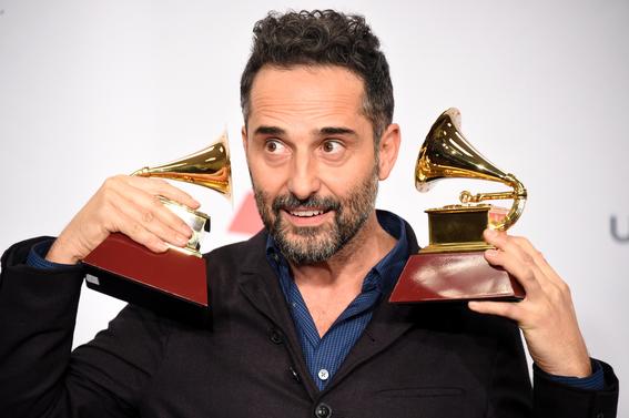 Jorge Drexler ganó el Grammy Latino a canción del año por Telefonía