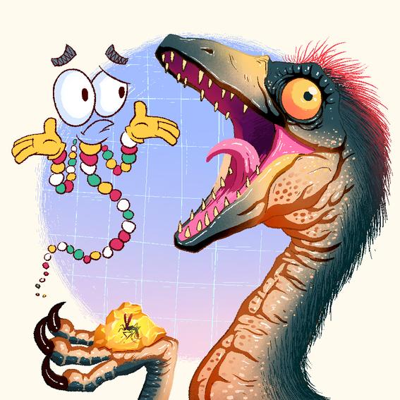 mitos de los dinosaurios 2
