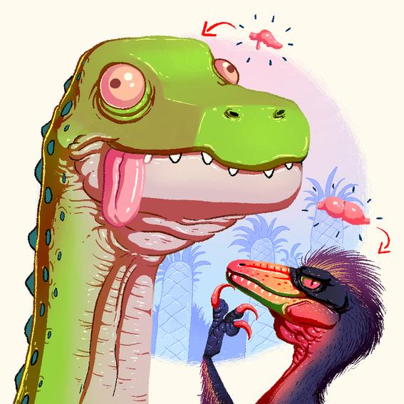 mitos de los dinosaurios 5