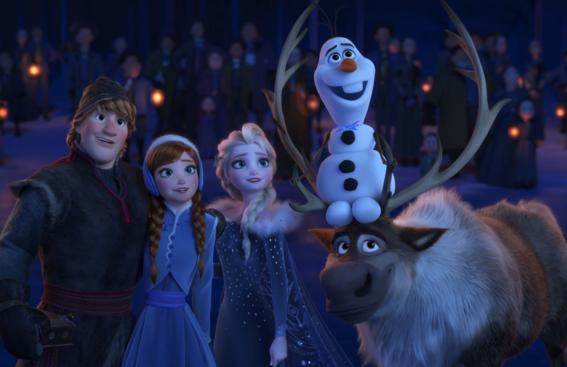 frozen 2 estreno 4