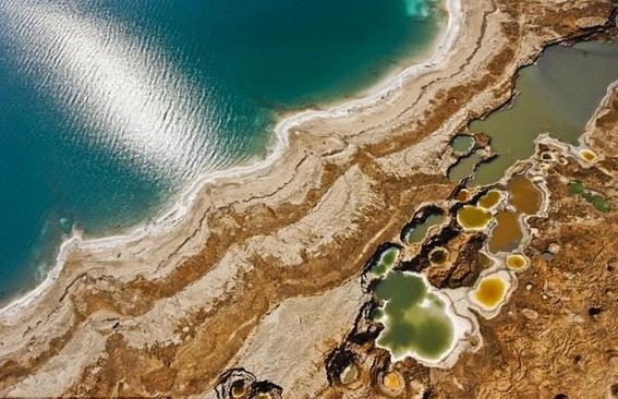 se seca el mar galilea en israel por sobreexplotacion humana 3