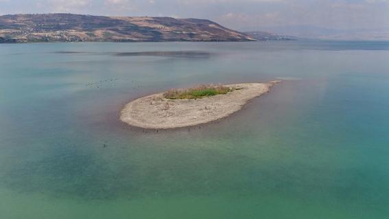 se seca el mar galilea en israel por sobreexplotacion humana 4