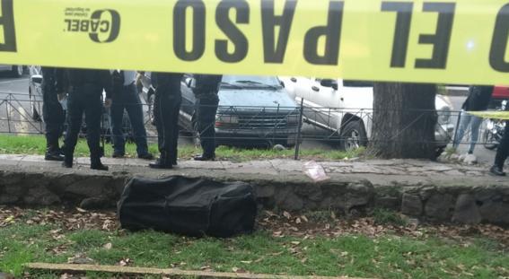investigan a dos personas por maleta abandonada en tlatelolco 1