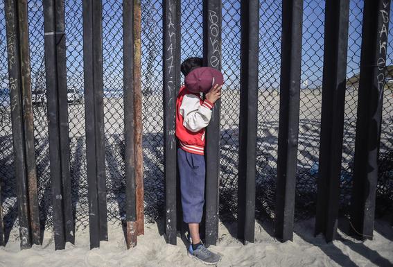 migrante llegan a tijuana 2