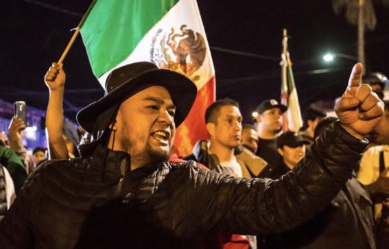 migrante advierte con acribillar mexicanos si siguen agresiones 2