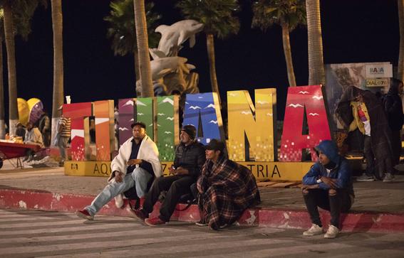 migrantes en tijuana 2