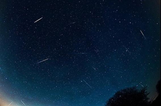 lluvia de estrellas leonidas llega a su pico maximo fin de semana 1