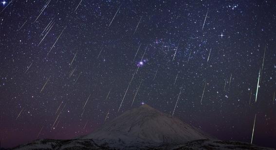 lluvia de estrellas leonidas llega a su pico maximo fin de semana 2