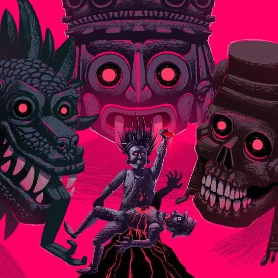 acolhuas aliados mexicas comieron y sacrificaron a conquistadores 3