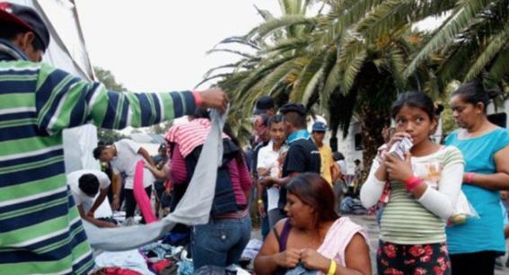 caravana migrante queretaro guanajuato 1
