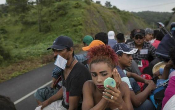 caravana migrante queretaro guanajuato 3