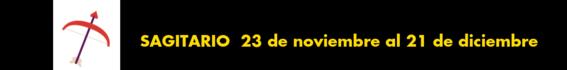 horoscopos del 12 al 18 de noviembre de 2018 9