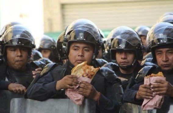 solo 23 de policias en mexico pasaria certificacion 2