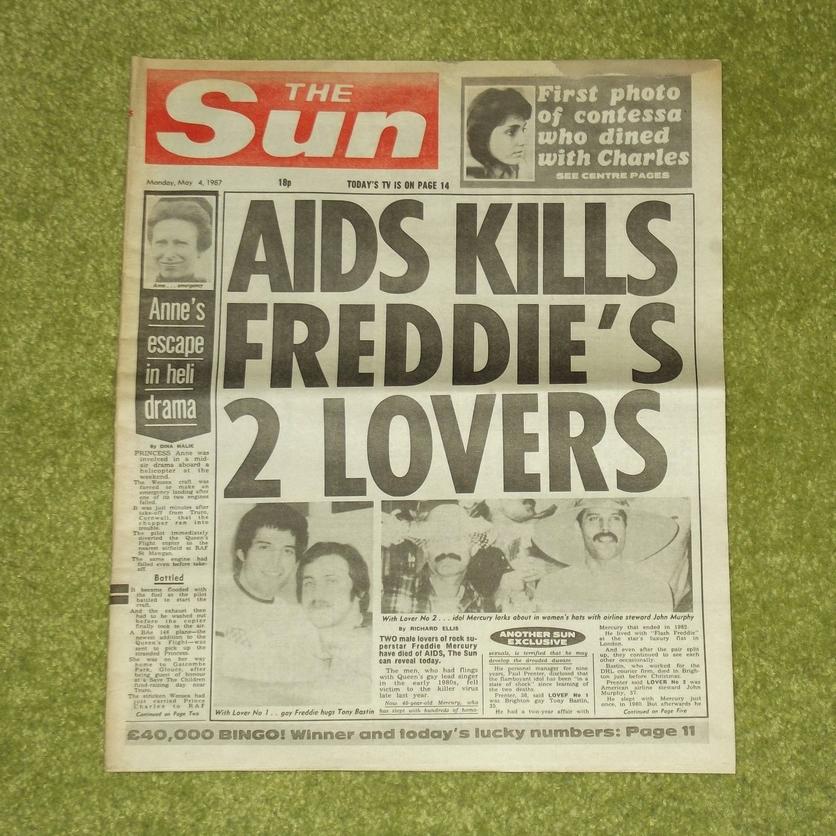 Paul Prenter: lo que no sabías del hombre que traicionó a Freddie Mercury  3