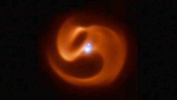 apep estrella en via lactea forma de serpiente amenaza con explosion 1