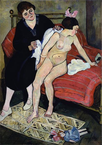 Valadon, Wegener y Keane: tres grandes y olvidadas pintoras del siglo XX 2