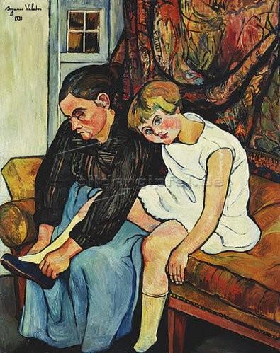 Valadon, Wegener y Keane: tres grandes y olvidadas pintoras del siglo XX 3