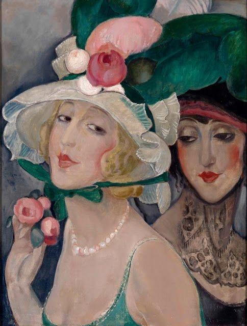 Valadon, Wegener y Keane: tres grandes y olvidadas pintoras del siglo XX 5