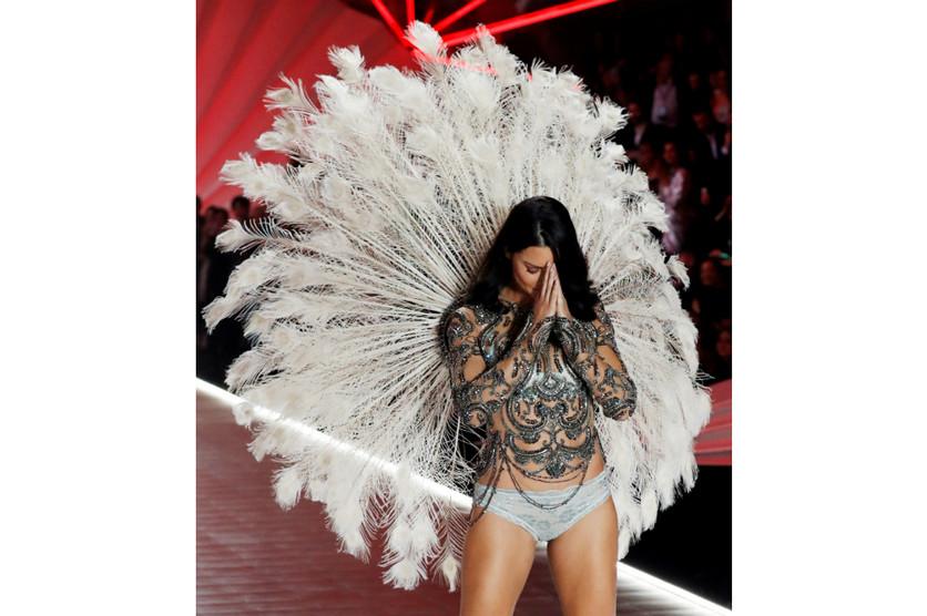 Las alas más impresionantes de Victoria's Secret 5