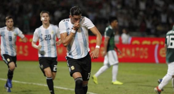 mexico vs argentina 1