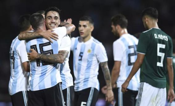 mexico vs argentina 4