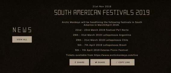 revelan cartel completo de festival pal norte en monterrey 2