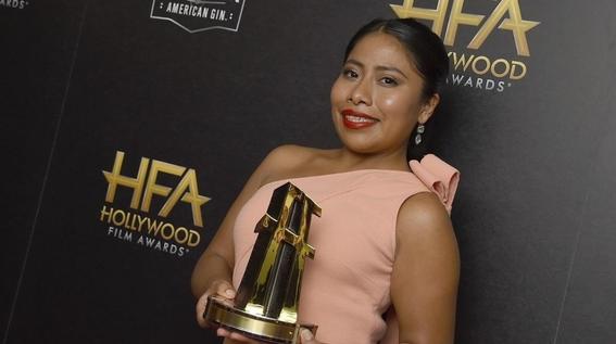 la actriz yalitza aparicio victima de racismo tras posar para vanity fair 2