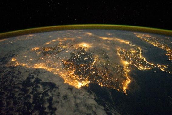 tierra luces luces tierra cielo iluminado fenomeno tierra fenomeno ilumina tierra fenomeno luz tierra auroras boreales luces cielo tierra 1