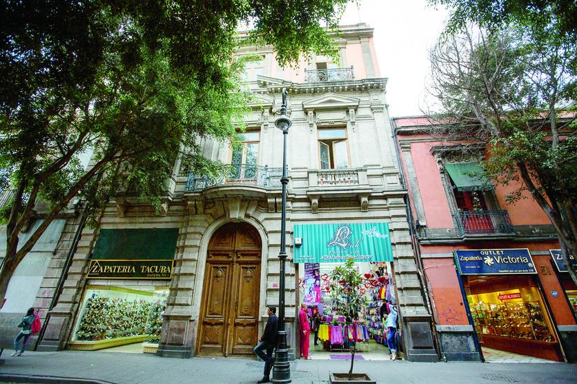 Tacuba: la calle más antigua de América 1