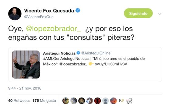 vicente fox responde a tercer consulta de amlo 1