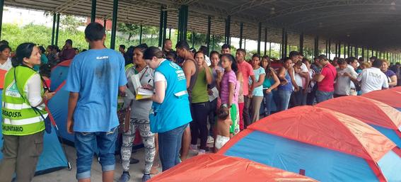 migrantes crean caravana de limpieza en tapachula 3