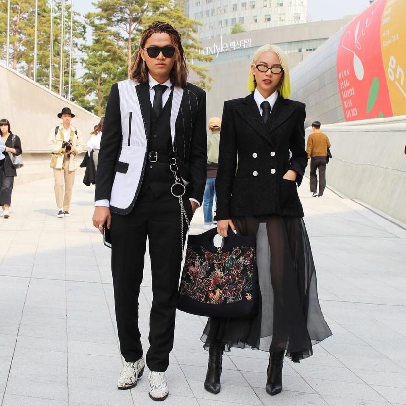 seoul fashion week hera public catwalk