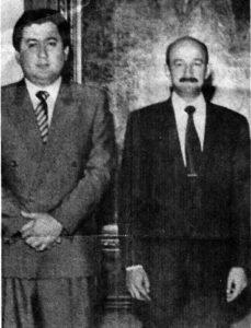 Guillermo González Calderoni, el más poderoso comandante de la PGR y capo del narco 1