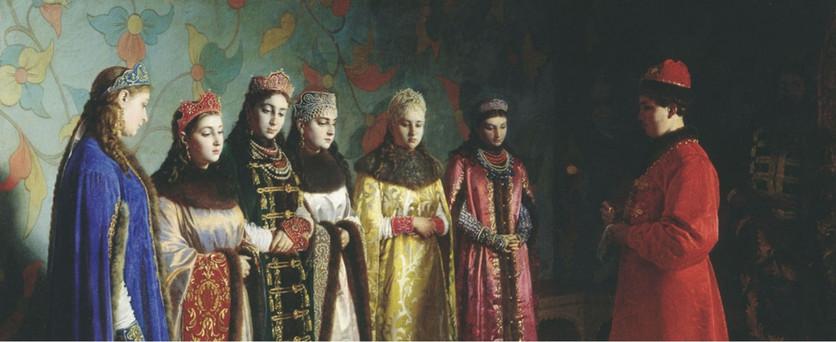 Mikhail I Romanov Bachelor