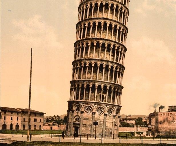 5 secretos que debes saber acerca de la torre de Pisa 2