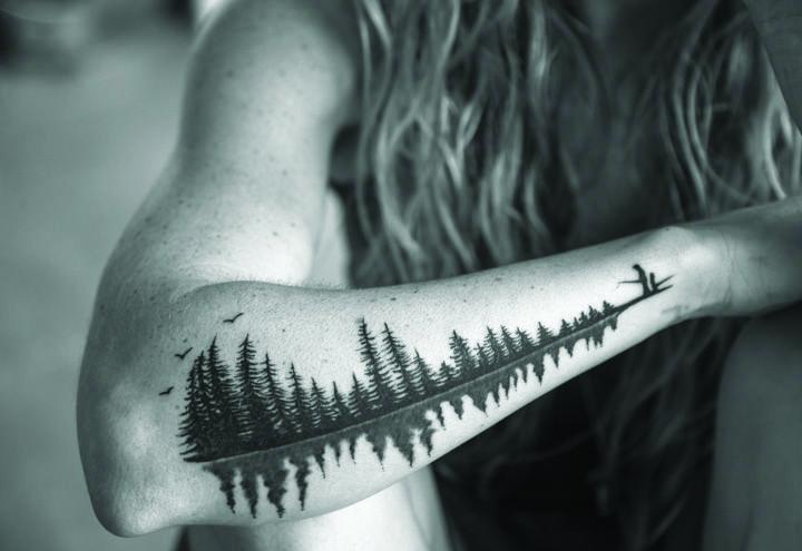 Tatuajes sonoros: cómo llevar tu canción favorita en la piel 8