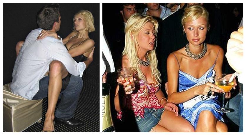 Los 25 mejores y peores momentos de Paris Hilton en la peda 5