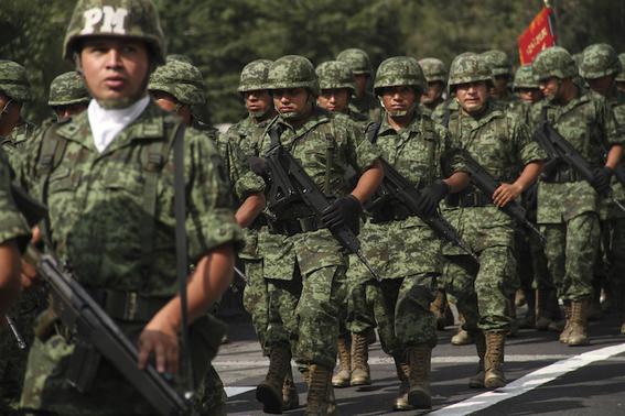 guardia nacional de amlo tiene nuevo uniforme 1