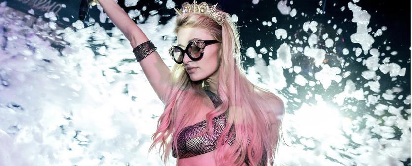 Los 25 mejores y peores momentos de Paris Hilton en la peda 13