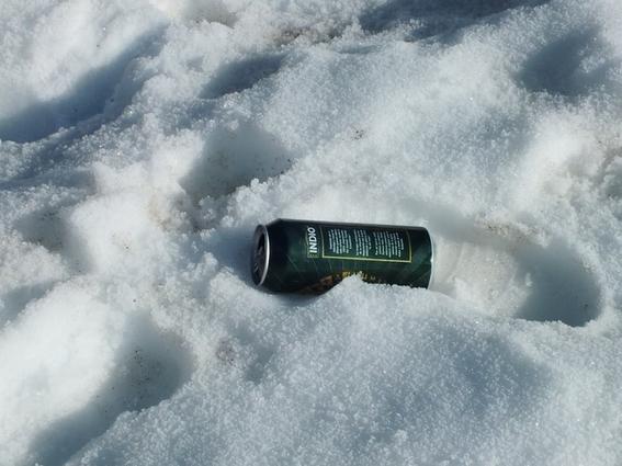 basura en el nevado de toluca 2