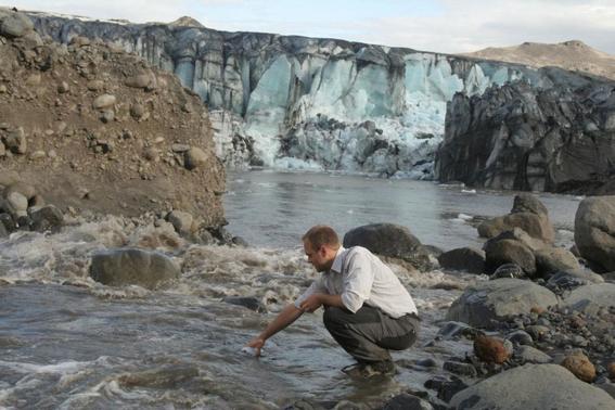 glaciar solheimajokull emite gases de efecto invernadero 5