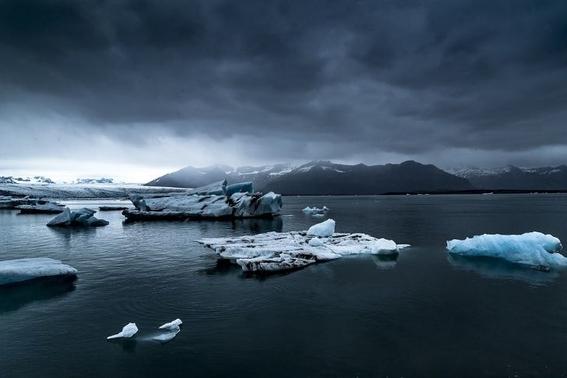 glaciar solheimajokull emite gases de efecto invernadero 2