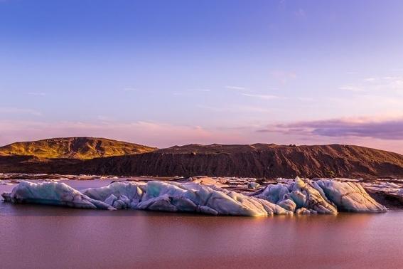glaciar solheimajokull emite gases de efecto invernadero 3