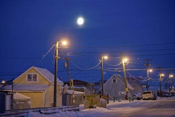 ciudad de alaska no vera el sol hasta 2019 1