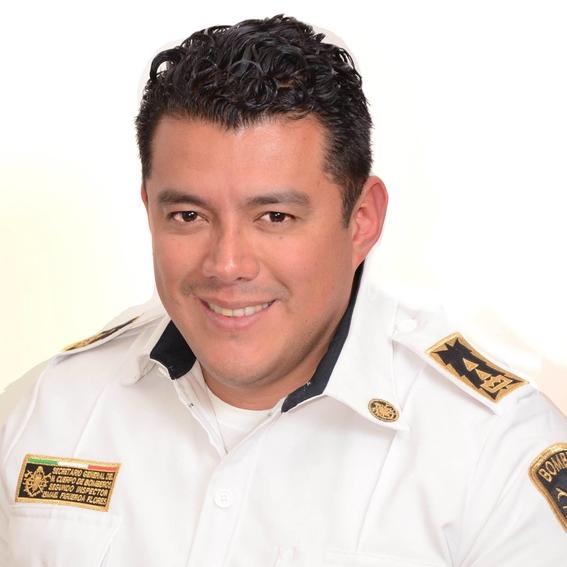 ismael figueroa dirigente del sindicato de bomberos de la cdmx 1