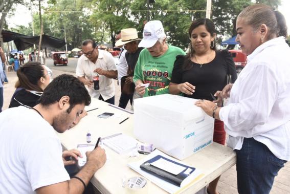 segundo dia consulta ciudadana proyectos amlo 2