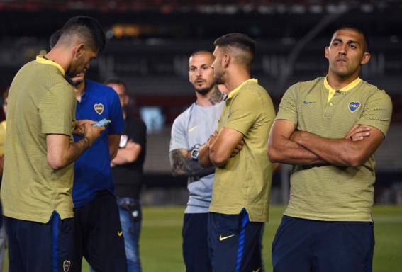 boca juniors pide cancelar la superfinal libertadores 1