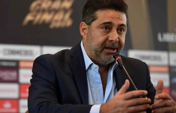 boca juniors esperara sanciones conmebol por agresiones superfinal 2