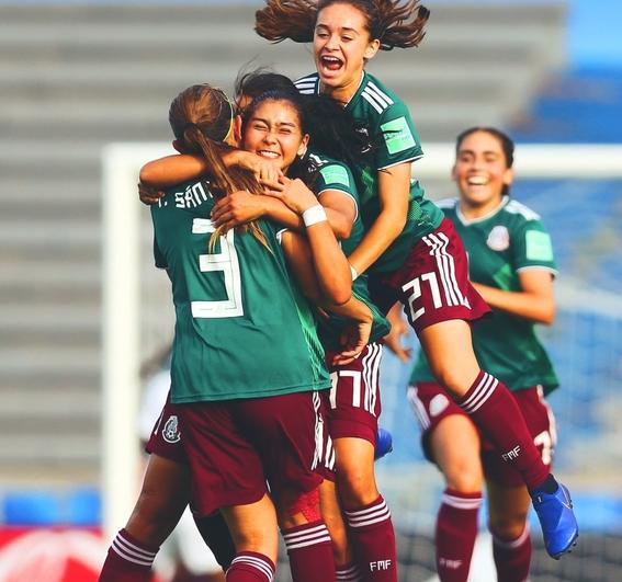 tri femenil consigue pase historico a semifinales del mundial sub 17 1