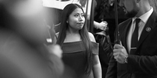 18 fotos de Yalitza Aparicio que demuestran la verdadera belleza mexicana 7